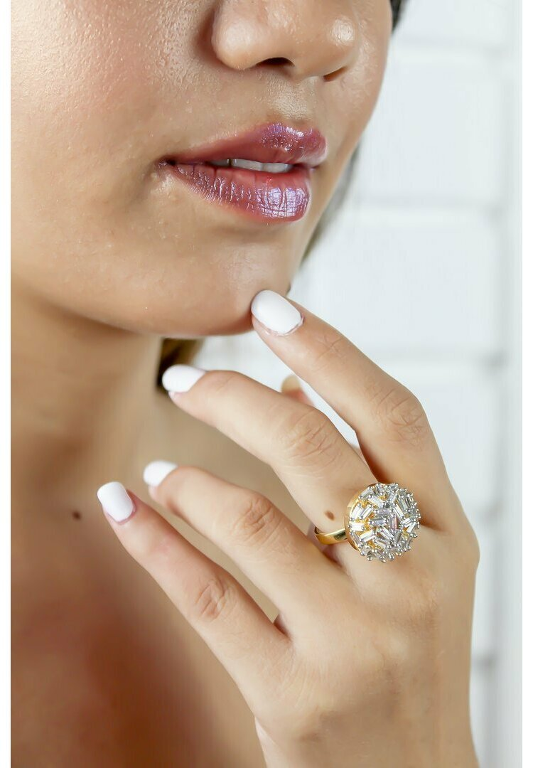 Donna CRYSTAL CROWN - Anello