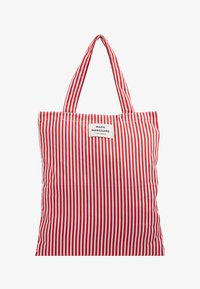 Mads Nørgaard - ATOMA - Tote bag - red/white - 5