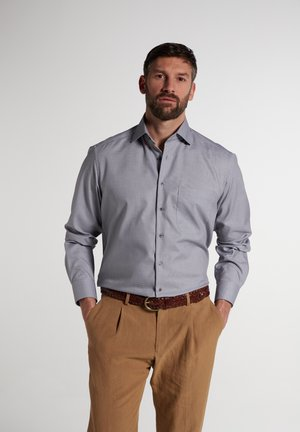 COMFORT FIT - Shirt - grau
