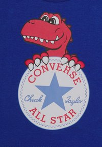 Converse - STAR TEE SET - Pantalones deportivos - blue - 3