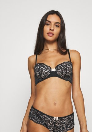 ROSE - Underwired bra - caviar