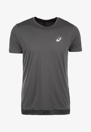 SILVER SS - Basic T-shirt - dark grey