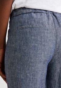 Opus - MARITTA - Trousers - simply blue - 3