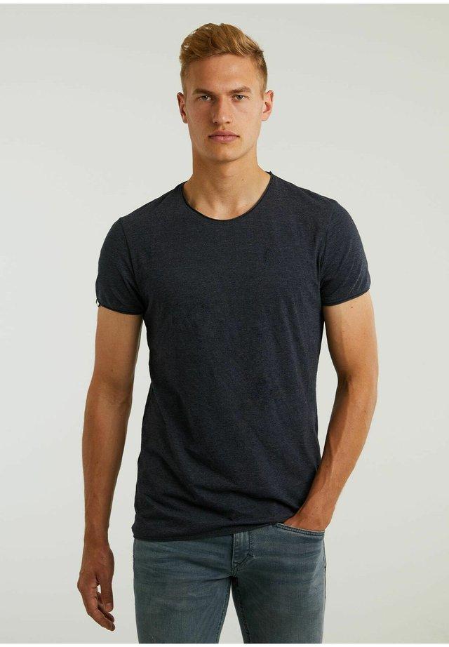 EXPAND-B - Basic T-shirt - blue