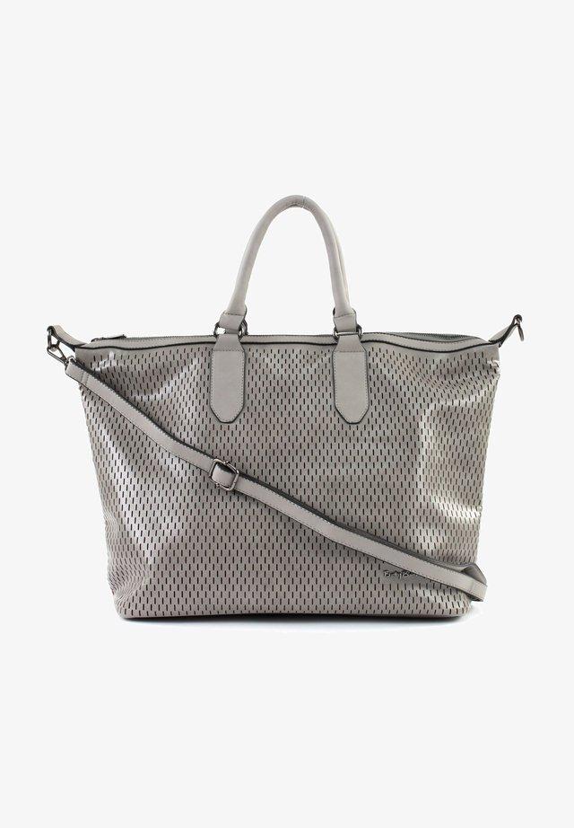 BOWLING  - Tote bag - light grey