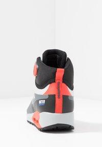 KangaROOS - X HYDRO - Höga sneakers - steel grey/red - 3