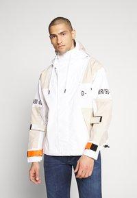 Diesel - J-REED JACKET - Summer jacket - cream - 0