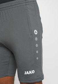 JAKO - TRAININGSSHORT PREMIUM - Sports shorts - anthra light - 3