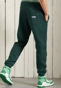 Superdry - Tracksuit bottoms - pine - 1