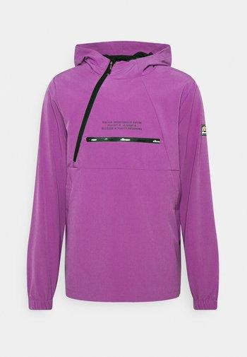 GORTINO JACKET - Träningsjacka - purple