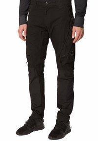 C.P. Company - Cargo trousers - black - 0