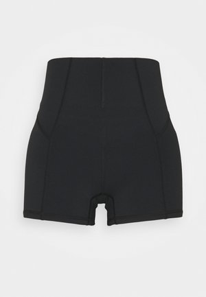 ULTIMATE BOOTY SHORTIE SHORT - Leggings - black