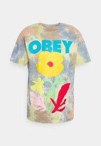 Obey Clothing - NO FUTURE FOR APATHY - Camiseta estampada - pheasant - 0