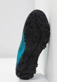 Salewa - ALPENVIOLET GTX - Climbing shoes - malta/lagoon green - 4
