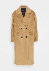 SLFELEMENT COAT - Klasický kabát - tigers eye