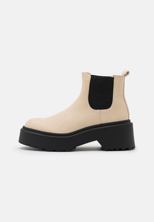 ELLIS - Kotníková obuv - cream