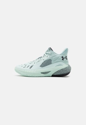 HOVR HAVOC 3 - Basketball shoes - seaglass blue