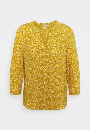 CORE - Blouse - brass yellow