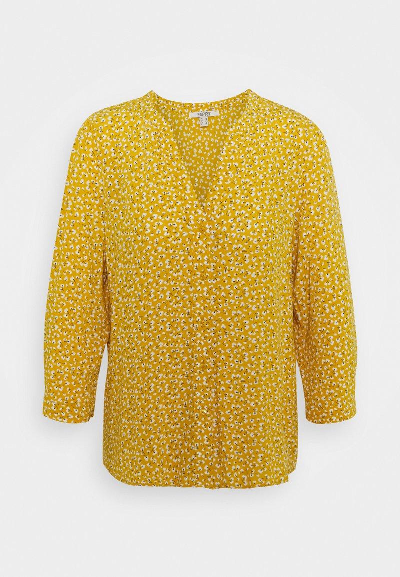 Esprit - CORE - Blouse - brass yellow