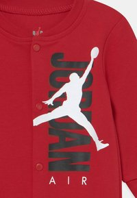 Jordan - JUMPMAN AIR FOOTED COVERALL UNISEX - Verryttelypuku - gym red - 2
