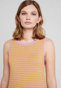 mint&berry - Maxi dress - mustard - 4