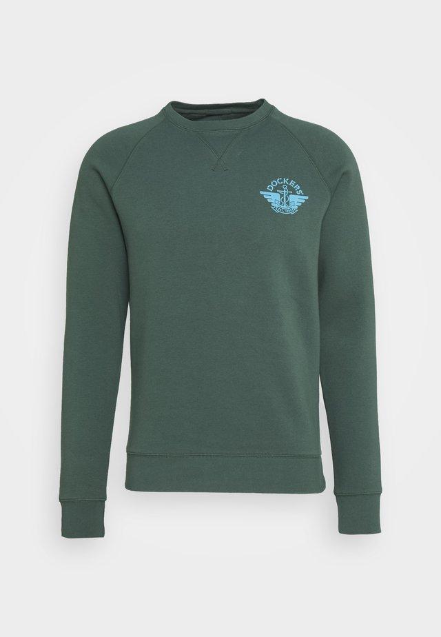 LOGO CREWNECK - Sweatshirt - garden topiary
