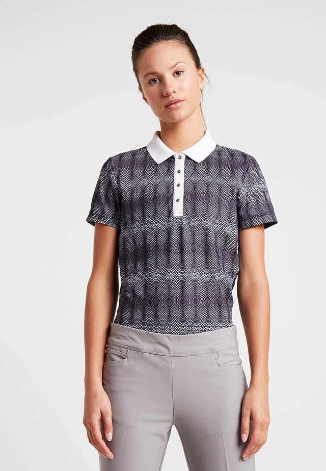 MILOU - Polo shirt - navy