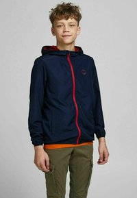Jack & Jones Junior - Overgangsjakker - navy blazer - 1