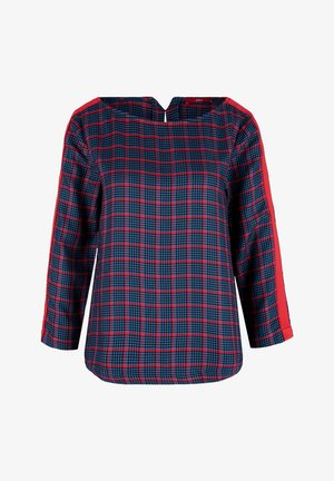 MIT WEBMUSTER - Blouse - blue
