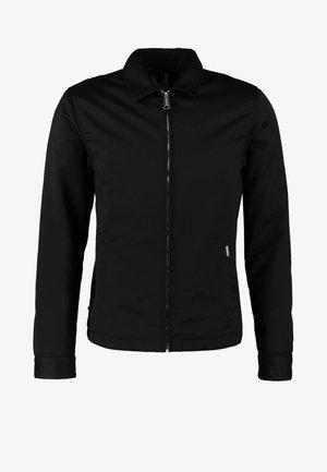 DENISON - Lehká bunda - black