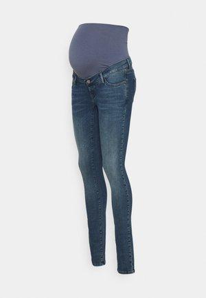 SKINNY AVI - Skinny džíny - every day blue