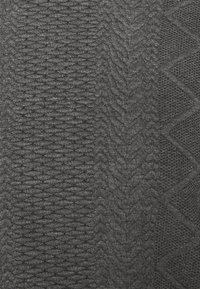 ONLY - ONLCABLE O-NECK - Longsleeve - dark grey melange - 5