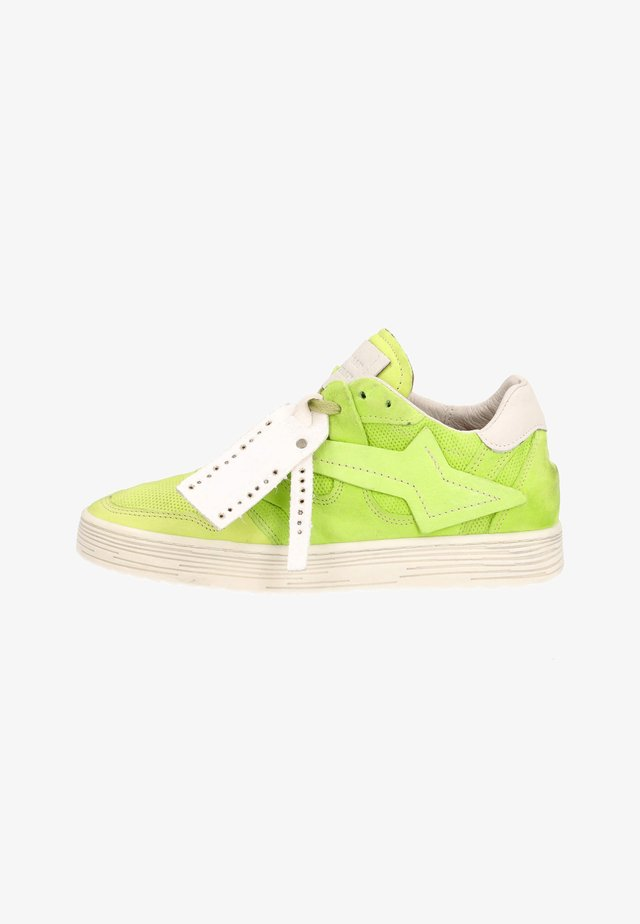Sneakers laag - acido