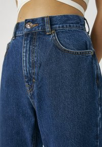 PULL&BEAR - Straight leg jeans - stone blue denim - 3