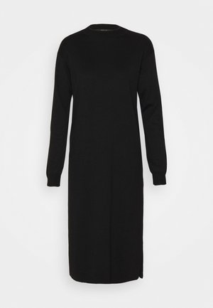 BONBON - Jumper dress - black