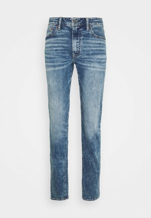 MEDIUM MENDED - Jeans slim fit - classic destruction