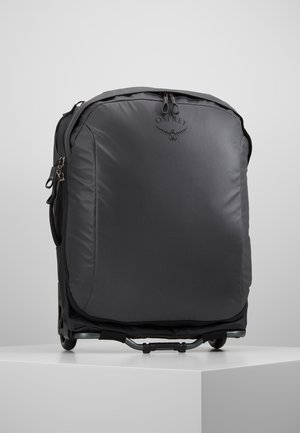 ROLLING TRANSPORTER GLOBAL CARRY ON 33 - Trolleyväska - black