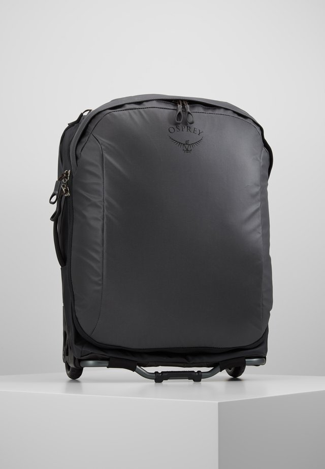 ROLLING TRANSPORTER GLOBAL CARRY ON 33 - Valise à roulettes - black