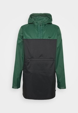 REDWOOD - Windbreakers - black/pine needle