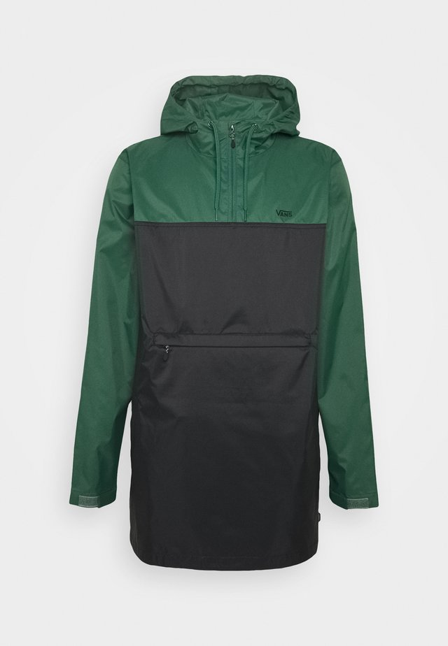 REDWOOD - Windbreaker - black/pine needle