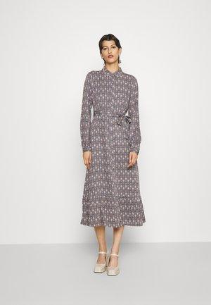 ONLALMA LIFE EMILY SHIRT DRESS - Shirt dress - indian teal