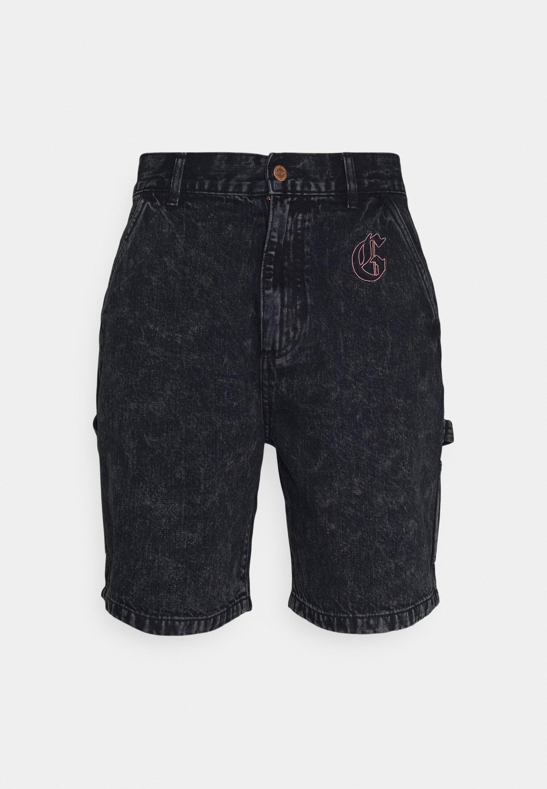 Homme LIVEUTION UNISEX  - Short en jean
