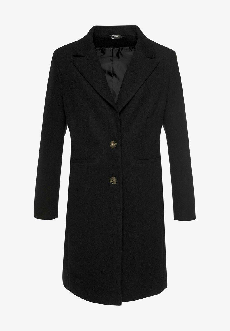 LASCANA - Short coat - schwarz