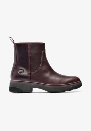 NOLITA SKY ANKLE BOOT - Boots - burgundy full grain