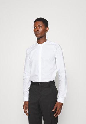 ENRIQUE - Formal shirt - open white