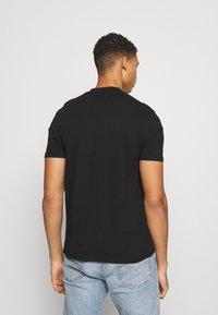 Zign - UNISEX - T-shirt basic -  black - 2