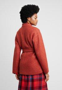 mint&berry - Short coat - orange - 2
