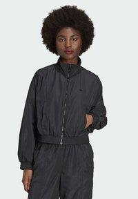 adidas Originals - ADICOLOR - Training jacket - black - 3
