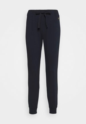 DEHA DAMEN - Tracksuit bottoms - night blue