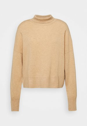 NOLA TURTLENECK - Jumper - khaki